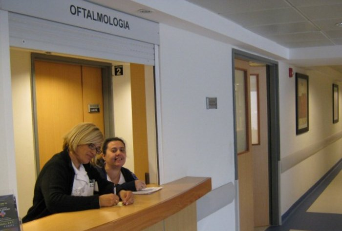 Nuevos consultorios de Oftalmología y Otorrinolaringología