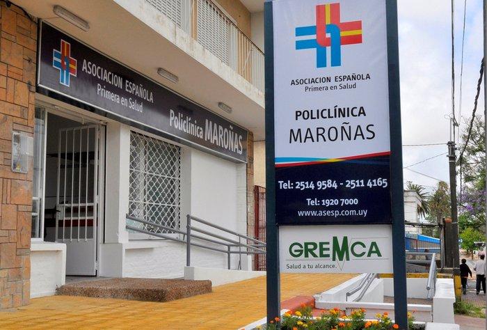 Nueva Policlínica Maroñas
