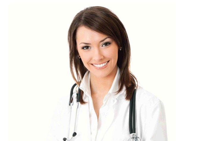 Consulta con ginecólogo y realización del PAP al mismo tiempo