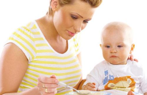 Alimentaci n complementaria a partir de los seis meses de edad - Alimentacion bebe 7 meses ...
