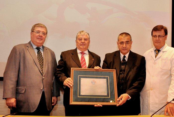 Homenaje al Prof. Dr. Victor Soria