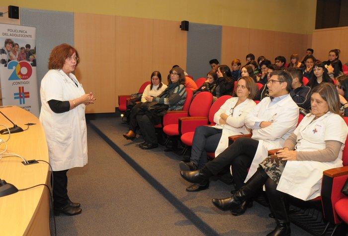 La Policlínica del Adolescente de la Asociación Española celebró su 20 aniversario