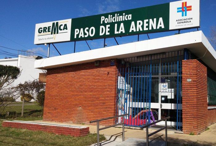 Policlínica Paso de la Arena