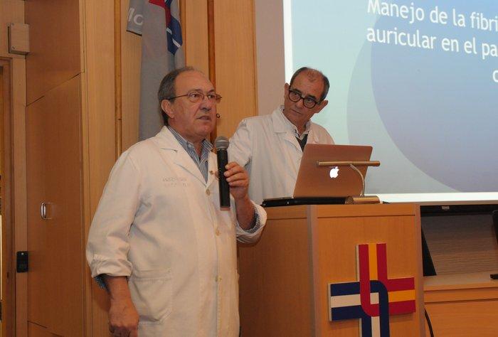 Fibrilación auricular: Manejo actual en el paciente crítico
