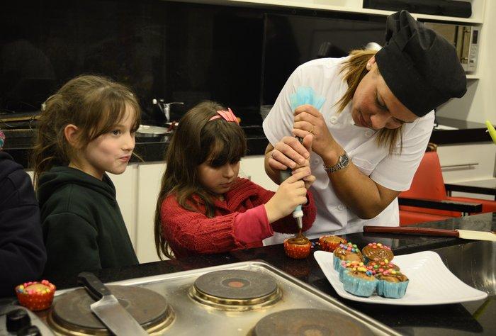 Jornada de cocina para niños con celiaqía