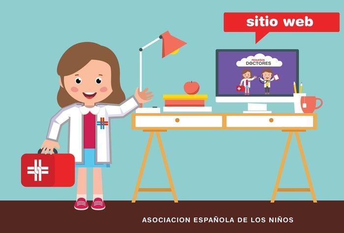 Pequeños Doctores: el nuevo sitio web de la Española para padres y niños