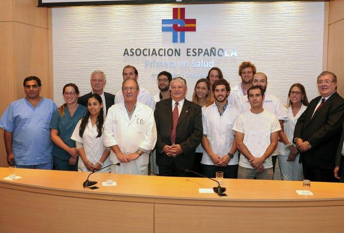 La Asociación Española y el aporte a la formación de recursos humanos en salud