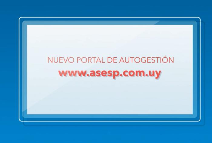 Nuevo Portal de AUTOGESTION