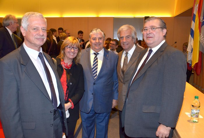 La Española celebró los 35 años del Cendytma
