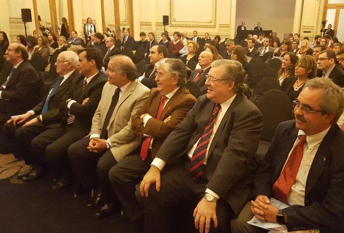 """Apertura de las """"Segundas Jornadas Académicas de Cardiocentro"""""""