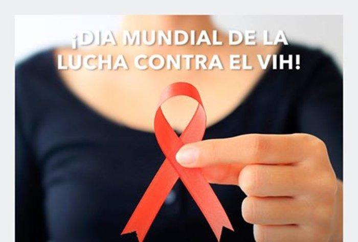 Día Mundial de la lucha contra el VIH