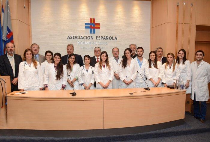 La Española recibe a los nuevos médicos residentes 2017
