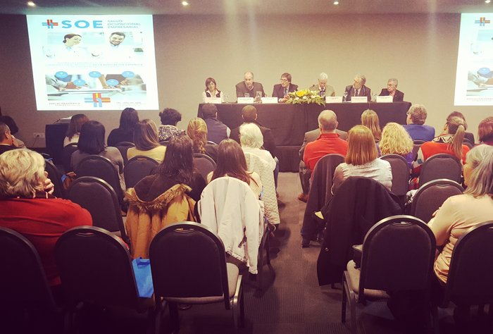 Asociación Española presente en VII Congreso Uruguayo de Salud Ocupacional