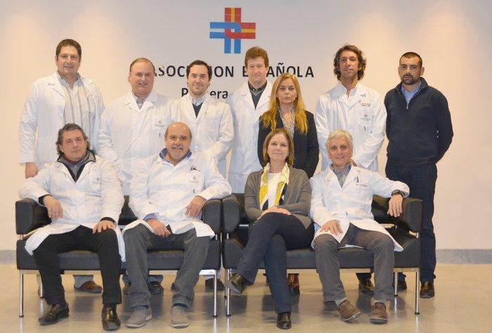 La UCAL incorpora prótesis de origen alemán y realiza operación de vanguardia en Uruguay