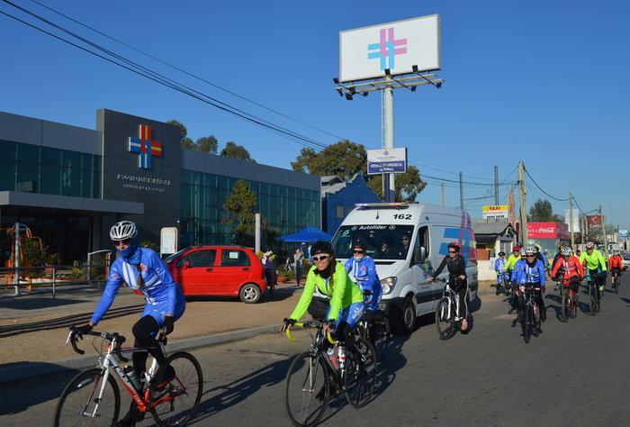 La Española se mueve: jornada de bici en montaña y ruta