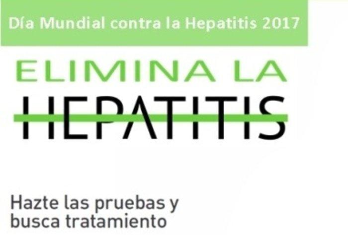 Día Mundial contra las Hepatitis Virales