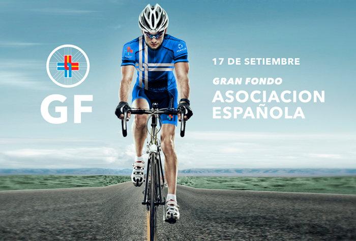 Te invitamos al Gran Fondo Asociación Española