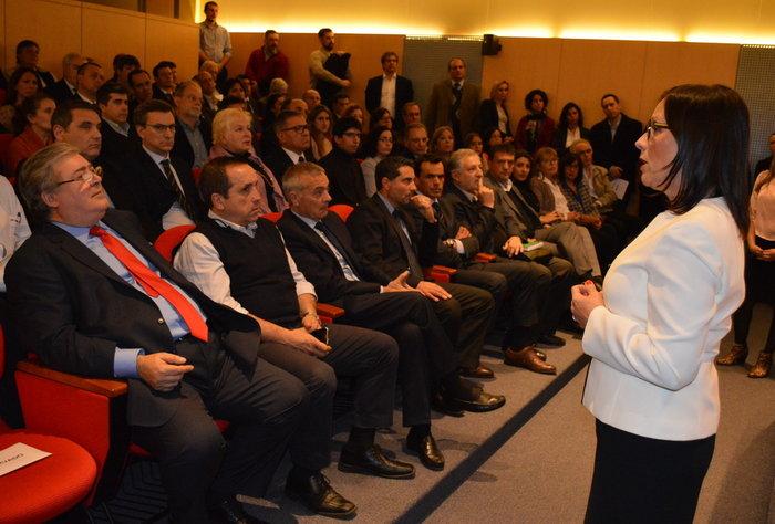 Presentación del Servicio de Salud Ocupacional Empresarial de la Asociación Española