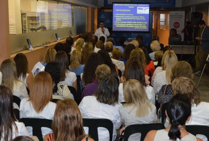 La Asociación Española conmemoró el Día Internacional de la Mujer con charlas informativas