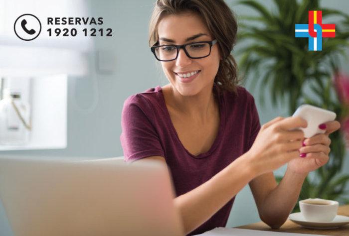 Ampliamos las reservas web a todas las especialidades médicas