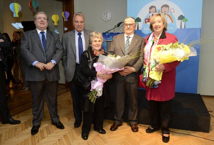 Se inauguró oficialmente el Centro de Educación Inicial Pequeños Doctores de la Española
