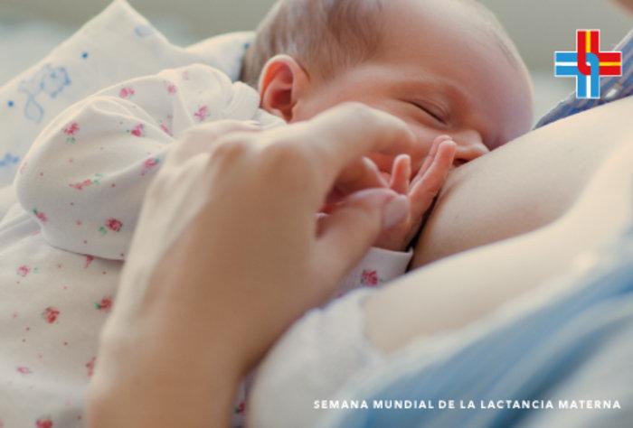 Descubrí los beneficios de la lactancia materna