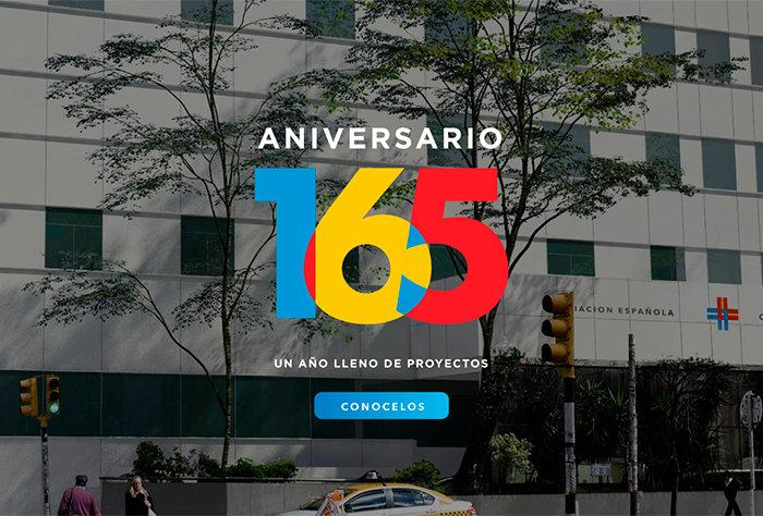 Aniversario 165