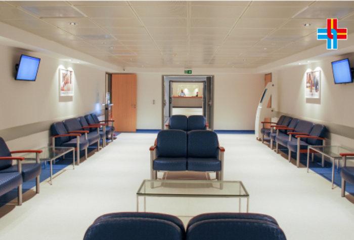 Nueva y moderna Policlínica de Cardiología