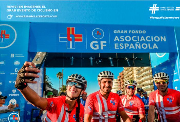 Reviví los mejores momentos del Gran Fondo Asociación Española