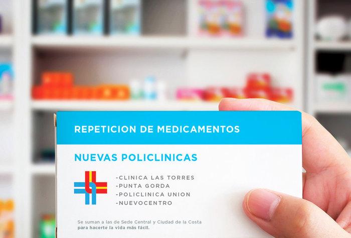 Nuevas policlínicas de repetición de medicamentos
