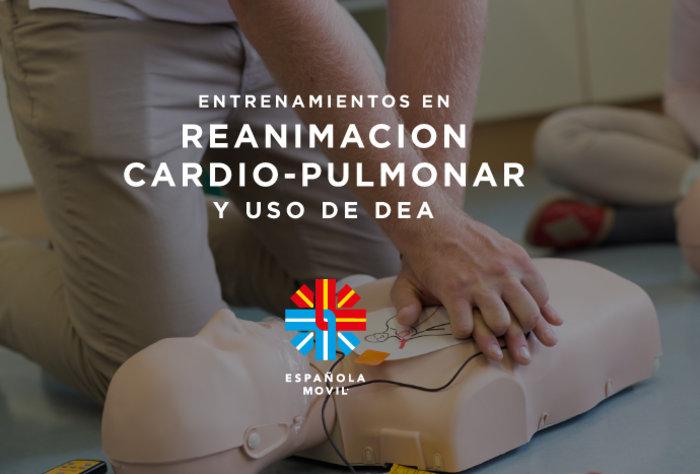 Entrenamientos en Reanimación Cardio-Pulmonar (RCP)