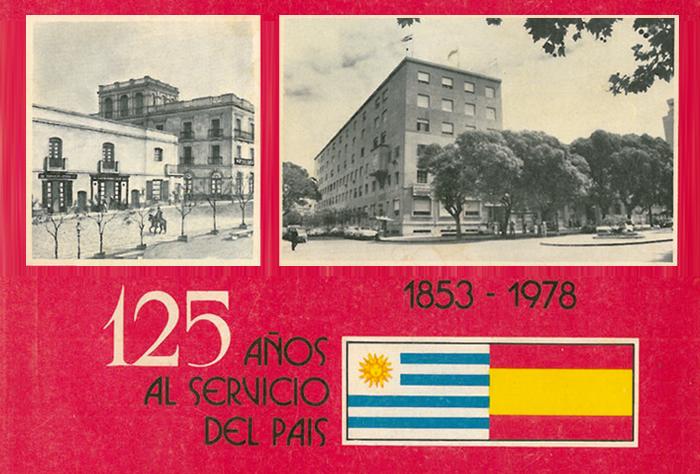 """Libro """"125 años de la Asociación Española"""""""