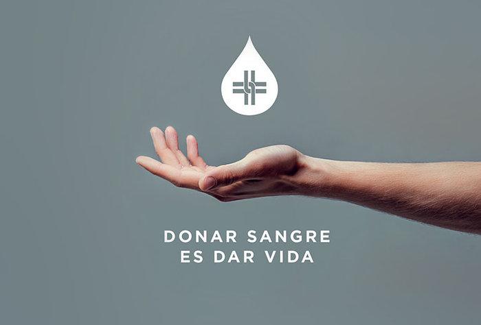 Donar sangre es dar vida