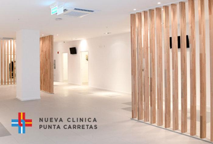 La clínica más moderna en la comodidad de un shopping