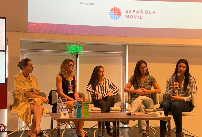 Española Móvil, presente en la Primera Cumbre Internacional del Deporte Femenino