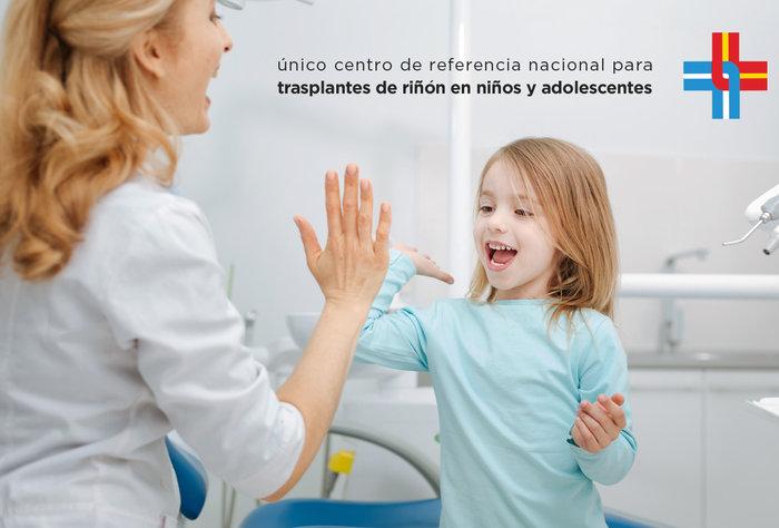 La Asociación Española comenzó a realizar trasplantes renales pediátricos de alta complejidad