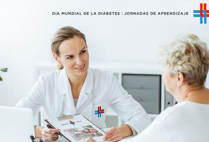 Diabetes: jornadas de aprendizaje en la Española