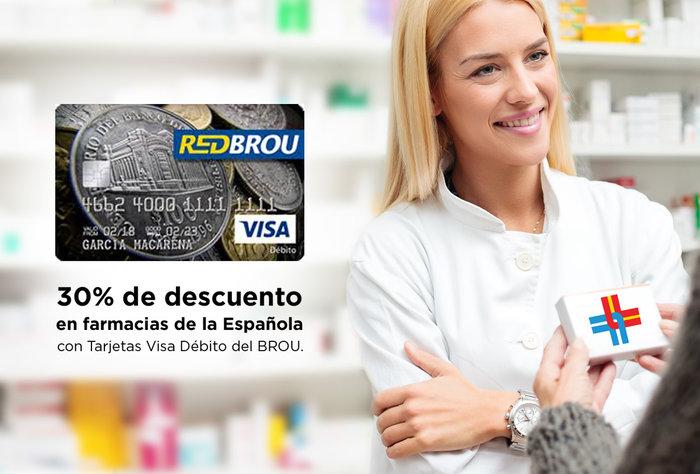 Descuento especial en farmacias de la Asociación Española