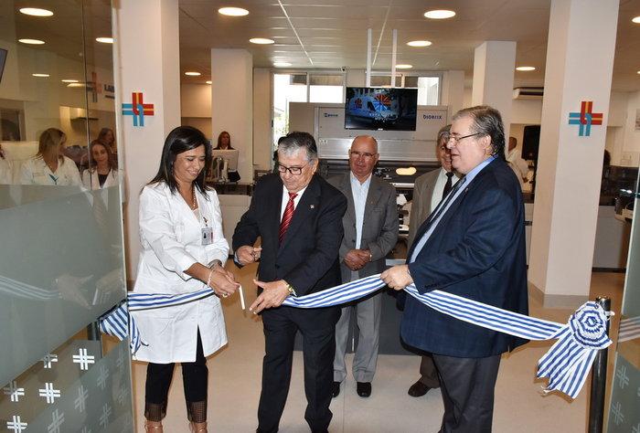 La Asociación Española inauguró moderno laboratorio