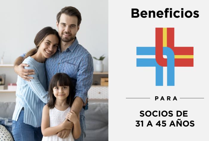 Si tenés entre 31 y 45 años asociate a la Española con todos los beneficios