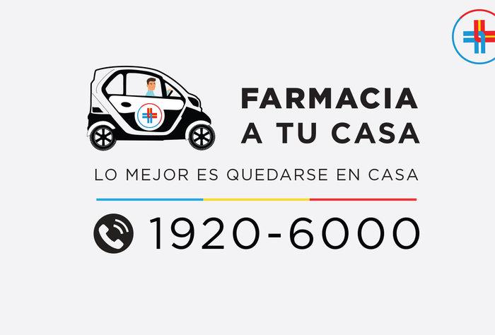 La Farmacia de la Española a una llamada de distancia