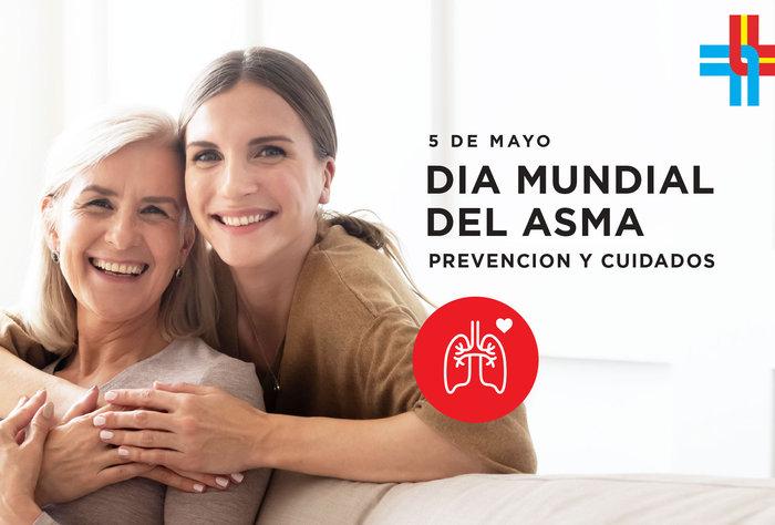 Recomendaciones en el Día Mundial del Asma