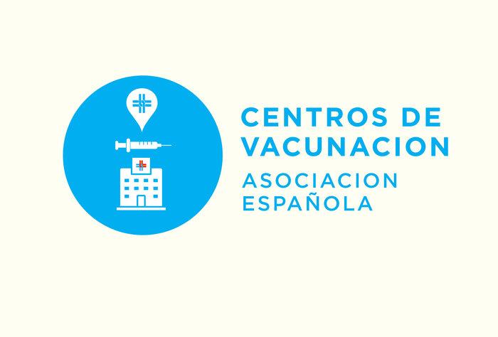 Centros de vacunación de la Asociación Española