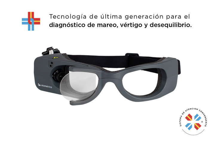 La Asociación Española incorporó moderno equipamiento para la realización de estudio funcional del VIII Par