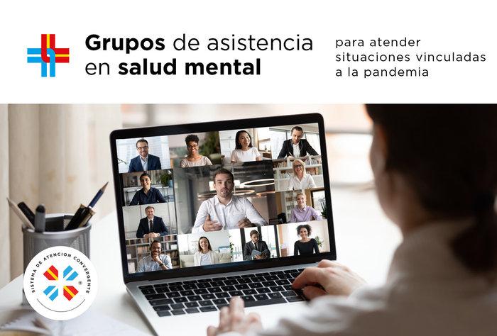 Grupos de asistencia en salud mental para atender situaciones vinculadas a la pandemia