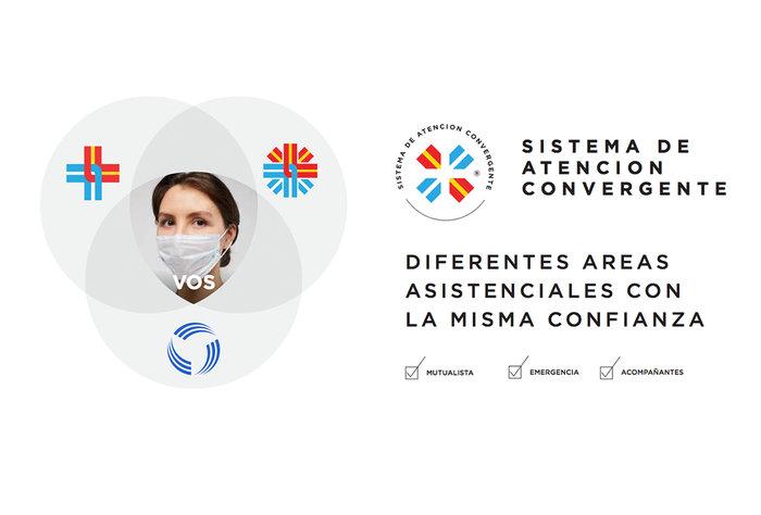 ¿Qué es la convergencia asistencial entre Asociación Española, Española Móvil y Familia?
