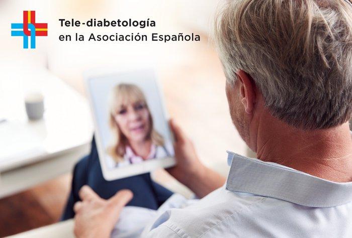 Tele-diabetología en la Asociación Española
