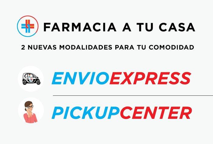 Farmacia a tu casa: dos nuevas modalidades de pedido y envío de medicamentos