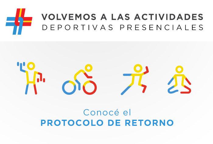 Vuelven las actividades deportivas al aire libre de la Asociación Española