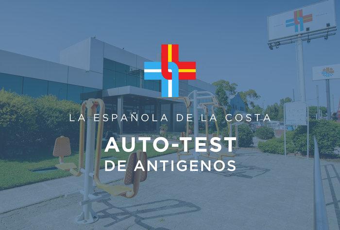 Auto-test de antígenos de la Española en la Costa